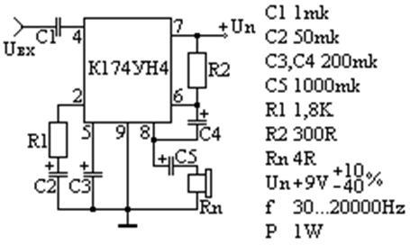 такт-61с схема
